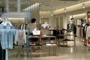 gestion de vente au détail de vêtements