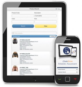 Tablet - Mobile Assistant: Product Search