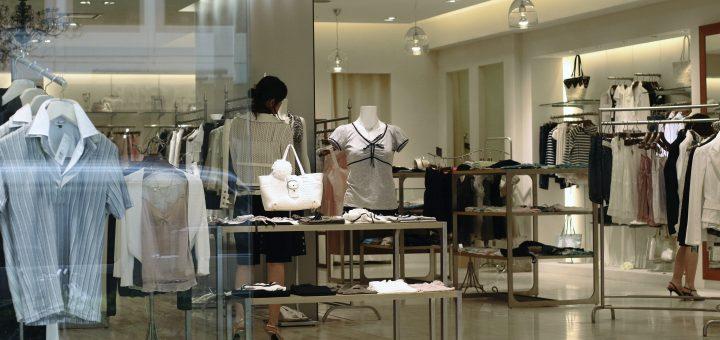 gestion des stocks de détail de vêtements