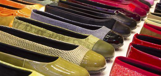 détaillants de chaussures