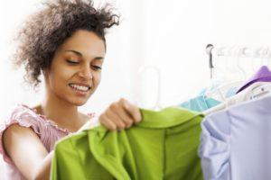 Logiciel au détail de vêtements