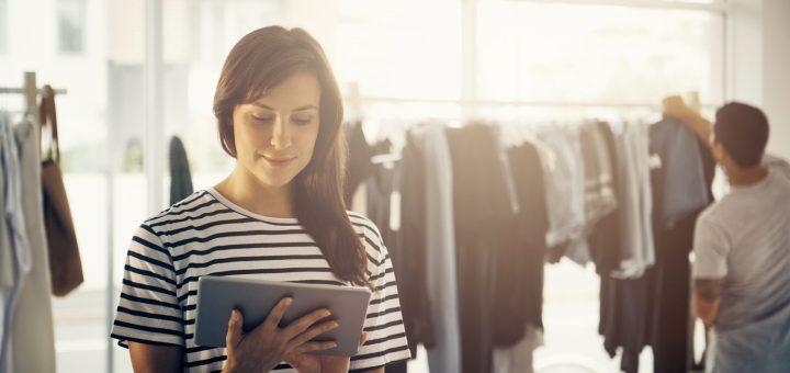 apparel retailing