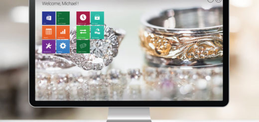 gestion de vente au détail de bijoux